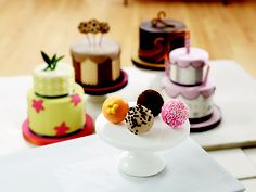 Our new Cake Truffles created with Chef Duff Goldman of Ace of Cakes fame #GODIVA
