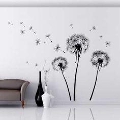 Ob ein modernes Schlafzimmer im minimalistischen Stil, ein eleganter Flur oder die charmante Küche i... - homify / Crearreda Wallstickers #Deko #Wandgestaltung #Wohnzimmer #Schlafzimmer