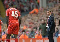 Brendan Rodgers was shocked at Balotelli's attitude during his training sessions