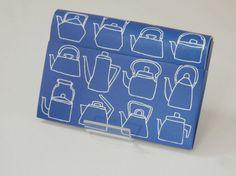 紙のカードケース 「ケトル」