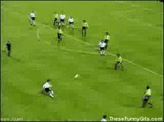 Being A Goalkeeper...Like A Boss