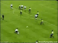Being A Goalkeeper - Like A Boss