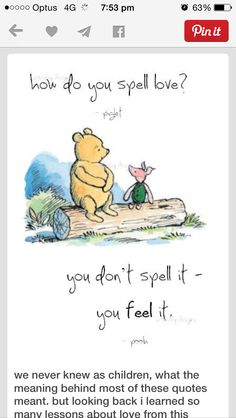 Cute Pooh Love Quotes - Pooh And Piglet By Deanabeana Winnie The Pooh Quotes Disney Quotes A A Milne Winnie The Pooh Love Quote Eeyore Quotes Pooh Winnie The Pooh And Piglet . Eeyore Quotes, Winnie The Pooh Quotes, Pooh Winnie, Valentine's Day Quotes, Funny Quotes, Lyric Quotes, Movie Quotes, Heart Quotes, Friend Quotes