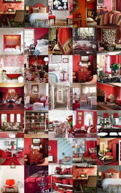 Decorating With Red - 25 Beautiful Interior Design Pictures — Style Estate