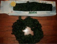 Wreath/Garland for Christmas