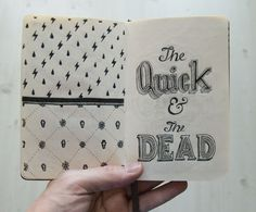 Sketches 2011 by Oliver Hambsch, via Behance