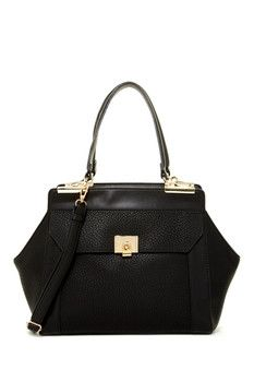 Valentino By Mario Valentino - Camilla Genuine Leather Tote at Nordstrom Rack. Free Shipping on orders over $100.