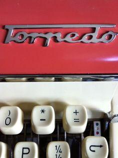 Torpedo Typewriter