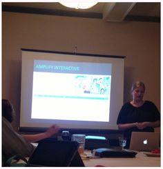 Jessica's Basic Google Analytics Presentation for the East Portland Chamber of Commerce