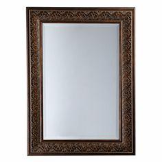 Tortoise Framed Mirror, 33x45 | Kirkland's