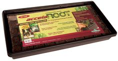 AccelaROOT 50-Cell Tray - Healthy Harvest
