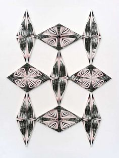 Geometric Kaleidoscope Art - Tillman Kaiser