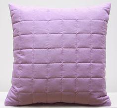 Svetlo fialová návliečka na vankúše 40x40cm Bed Pillows, Pillow Cases, Home, Pillows, Ad Home, Homes, Haus, Houses
