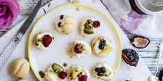 I Quit Sugar: Cream Puff Pavs by/from The Wholesome Cook