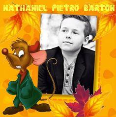 Nathaniel Pietro Barton (Fall 2016)