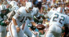 QB Earl Morrall, member of unbeaten '72 Dolphins, dies at 79 THE ONLY UNDEFEATED TEAM IN THE NFL