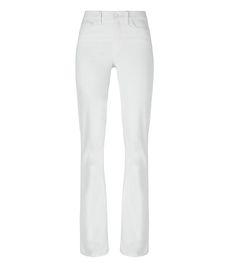 Tory Burch High-waist Skinny Flare Jean