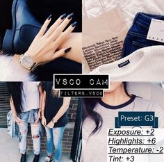 Find images and videos about photography, vsco and filter on We Heart It - the app to get lost in what you love. Vsco Filter, Vsco Cam Filters, Photography Filters, Photography Editing, Digital Photography, Fashion Photography, Photos Tumblr, Instagram Theme Vsco, Instagram Feed