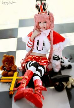 #cosplay #Perona #One peace