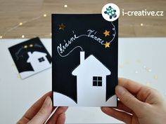 Nápady Na Vánoční Přáníčka - Yahoo Image Search Results Handmade Christmas Decorations, Diy Christmas Cards, Christmas Angels, Holiday Cards, Diy And Crafts, Christmas Crafts, Crafts For Kids, Paper Crafts, Calligraphy Cards