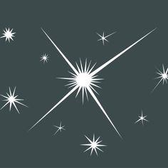 Entdecken und Wachsen. Pole Star, Sterne