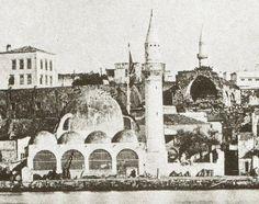 Goulielmos Nikos ΧΑΝΙΑ 1870 — Old Pictures, Taj Mahal, Greece, History, Ottoman, Destinations, Photography, Travel, Beautiful