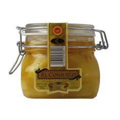 QUESOS EL CONSUELO : El Consuelo - Aceite 3,3 kg Queso Manchego, Raw Milk, Olive Oil