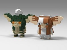 At last we can reveal the winners of our BrickHeadz competition !