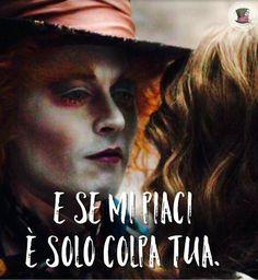 Alice in wonderland... Johnny Depp... @rt&misi@.