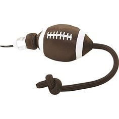 Sports Dog Medium Fling Football Dog Toy *** You can find out more details at the link of the image.(This is an Amazon affiliate link and I receive a commission for the sales)