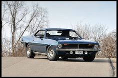 1970 Plymouth Hemi Cuda  Unrestored with One Owner Since New