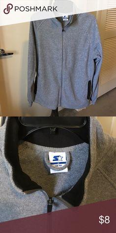 Men's Fleece Men's Pullover Fleece lightweight jacket. Excellent condition. Starter Jackets & Coats Lightweight & Shirt Jackets