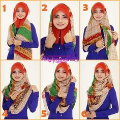 Ware yr shawl with inner bawal..its very cute..