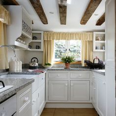 Small Country Kitchens | Best Ideas for Small Kitchens | Ideas for Home Garden Bedroom Kitchen ...