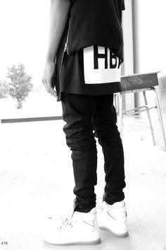 """#style #layered #HBA """"HBA shit is weak, you can keep that"""" - A$VP Rocky"""