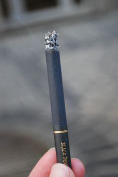 Black Devil cigarette - vanilla flavor