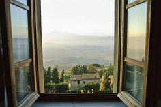 tuscany.  Want to take family here.