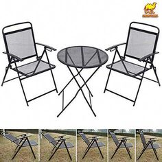 Black Patio Furniture Wrought Iron Table And Chairs 55 Best Ideas Metal Patio Furniture, Patio Furniture Covers, Dining Furniture, Iron Furniture, Furniture Ideas, Modular Furniture, Black Furniture, Furniture Storage, Pallet Furniture