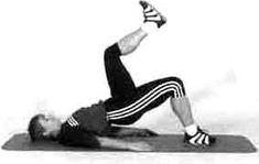 Entrainement fonctionnel pour aide-soignant Exercice de Gainage dorsal en appui sur une jambe