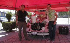 Desarollan estudiantes de la UAQ prototipo vehicular acelerado con hidrógeno y energía solar