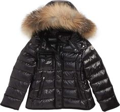 4e23fc539c0 Cotton Jacket Coat Long-Sleeved Winter Outerwear Boys Girls - Black ...