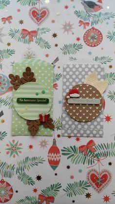BANANASCRAPPANDO: Ancora pacchetti... Babbo Natale è ricco quest'anno!
