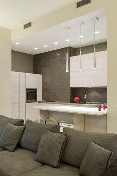 Appartamento di Via Statuto (MI) _ Nefi_ Funnel Lamp _ Buzzi & Buzzi (Arch. Andrea Castrignano)