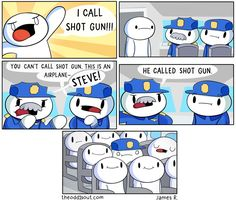 ✔ Funny Comics Strips Love Is Theodd1sout Comics, Cute Comics, Funny Comics, Comics Story, Really Funny Memes, Stupid Funny Memes, Funny Relatable Memes, Comic Strip Love, Jokes