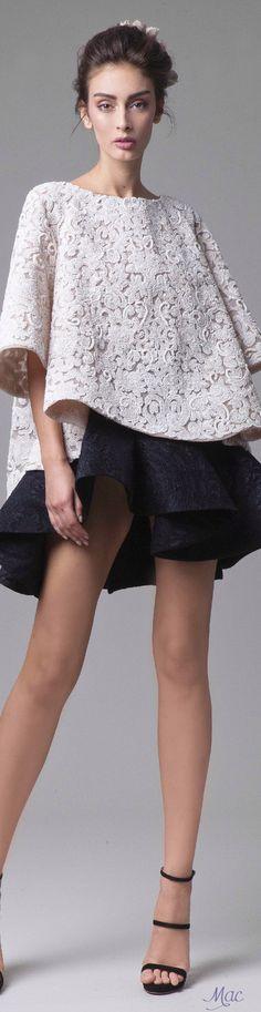 Spring 2016 Haute Couture Krikor Jabotian