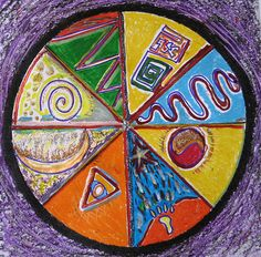 how to draw a mandala - Google Search