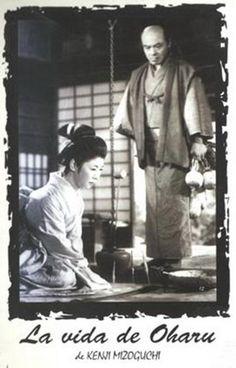 La Vida de Oharu, Mujer Galante (1952) VOSE