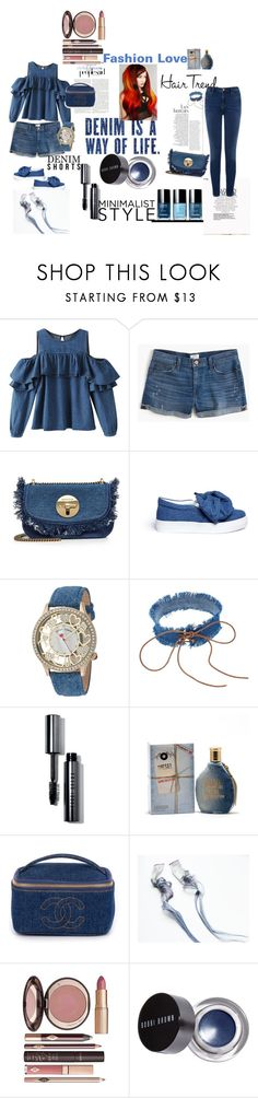 """""""Untitled #35"""" by gurleenkaur02 on Polyvore featuring beauty, J.Crew, See by Chloé, Joshua's, Betsey Johnson, Bobbi Brown Cosmetics, Diesel, Chanel, Charlotte Tilbury and Warehouse"""
