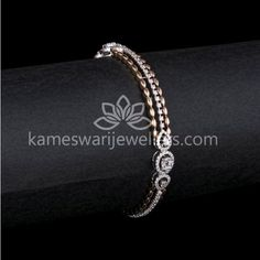 Gracious Diamond Bangle