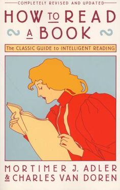 978-0-671-21209-4 How to Read a Book - The Classic Guide to Intelligent Reading